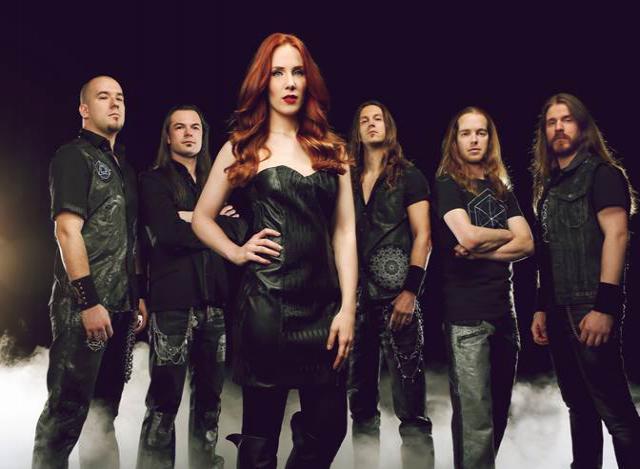 A holland szimfonikus metal zenekar új lemezét mutatja be a hazai  rajongóknak b6d529e7af